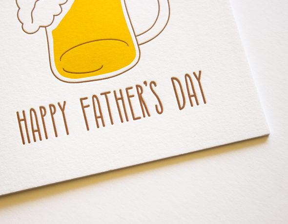Father's Day Mug Card